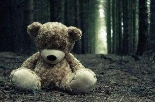 Oso triste
