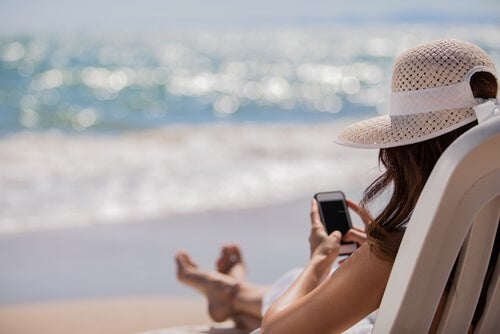 El reflejo de nuestra vida en las redes sociales