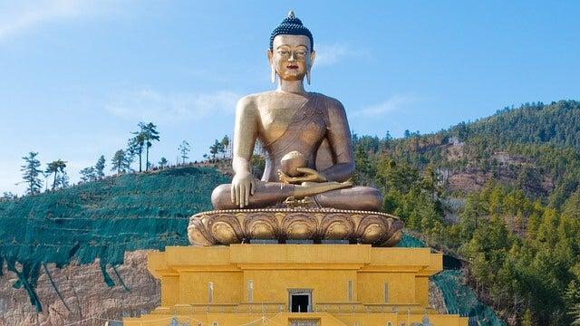Butan, un país con gran calidad de vida