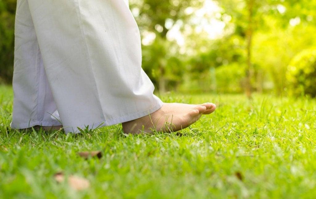 Caminar meditando