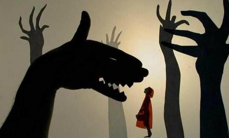 La historia del lobo calumniado y al que nadie escuchó