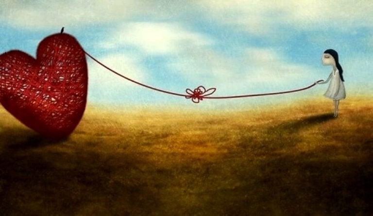 Cuando amar demasiado significa depender