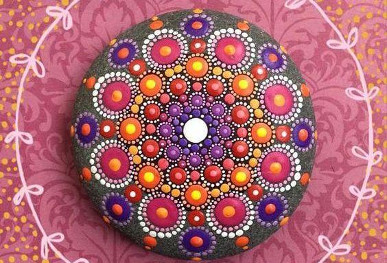Mandala para representar los arquetipos del ser
