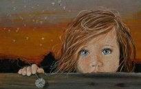 Las lágrimas de un niño son balas que van directas al corazón (depresión infantil)