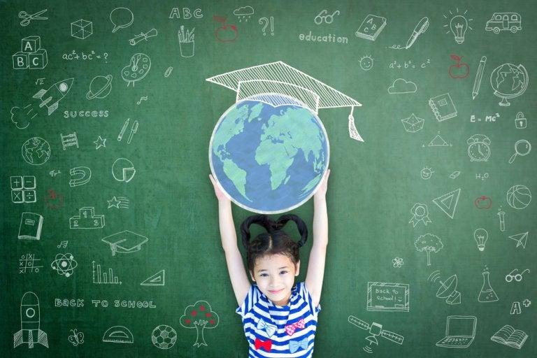 La educación es el arma más poderosa para cambiar el mundo