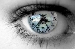 ojo tiempo