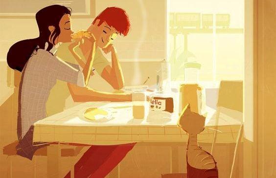 """Mi pareja """"no me ayuda"""" en casa: ambos colaboramos"""