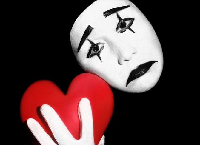 mimo sufre por amor