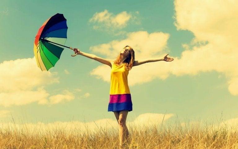 7 cosas que la gente feliz hace de manera diferente
