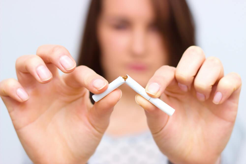 Cómo dejar de fumar en 5 pasos