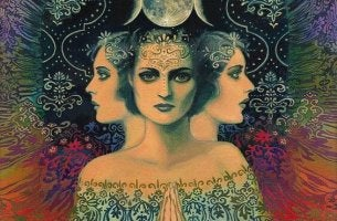 mujer mística