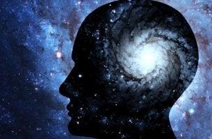 Mente representando la consciencia