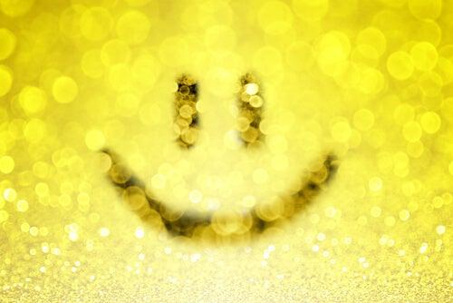 Cara sonriendo