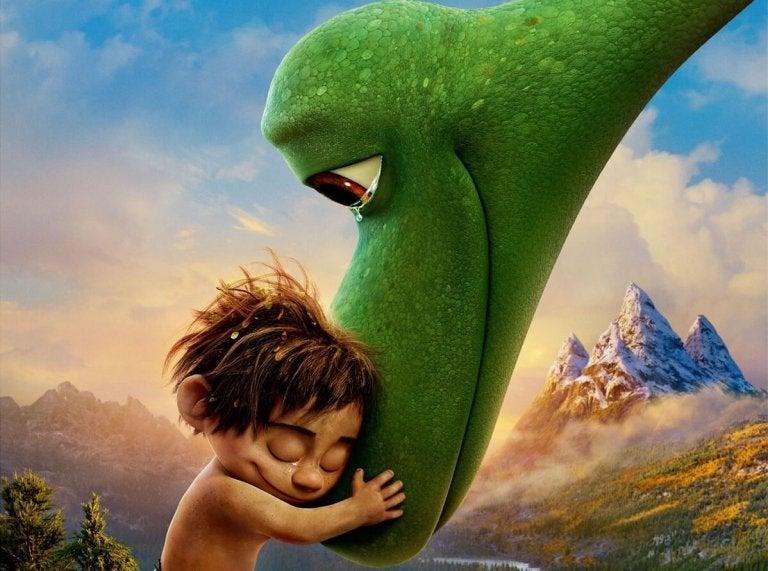 La amistad y la familia en el cine infantil: El viaje de Arlo