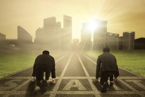 ¿Como prepararnos psicológicamente para un trabajo competitivo?