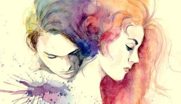 Amar para siempre, pareja abrazada