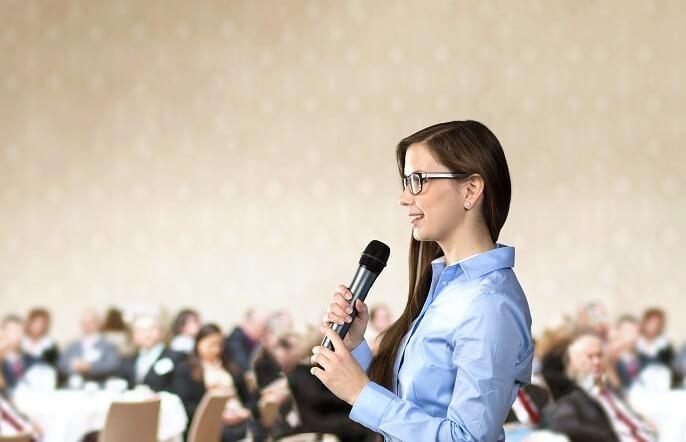 La oratoria, el arte de disfrutar comunicando