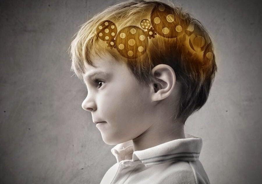 niño cerebro