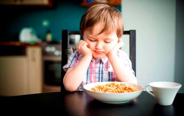 Trastornos alimenticios en niños: cuando mi hijo se niega a comer