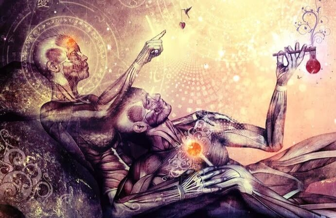 Madurar es ver el amor en el alma de las personas