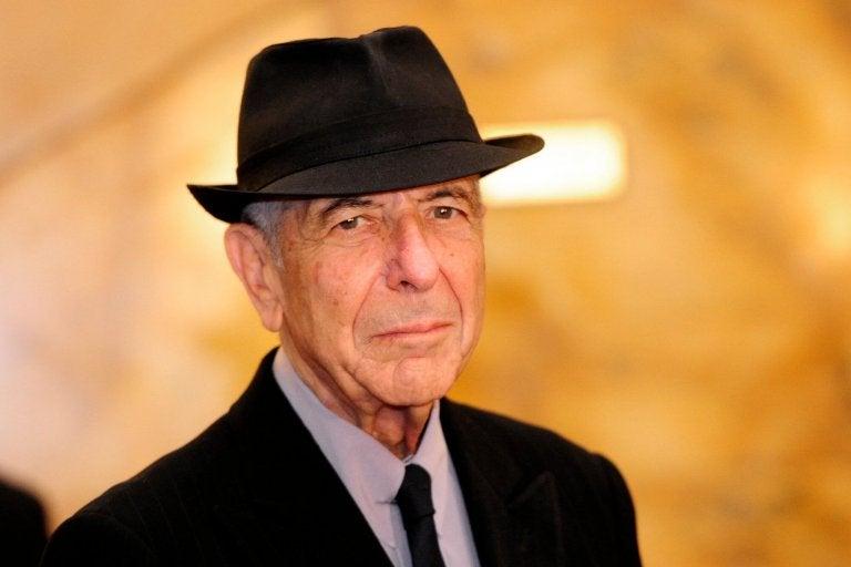 Leonard Cohen, la poesía hecha música