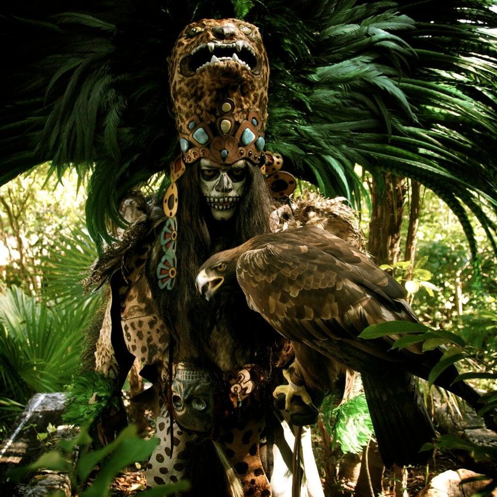 guerrero-maya