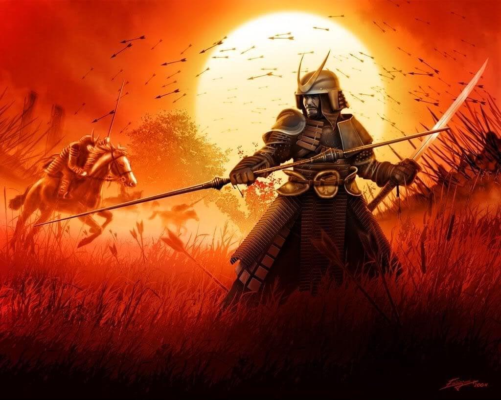 guerrero-samurai