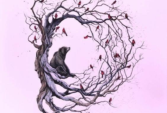 árbol de las preocupaciones