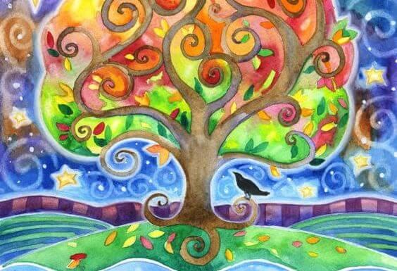 Crea tu propio árbol de las preocupaciones