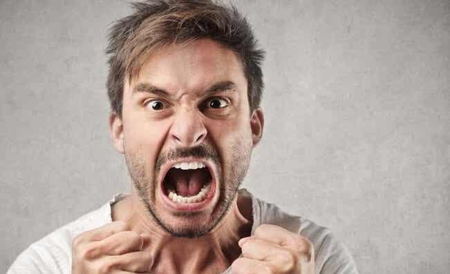 Nadie nos enfada, nos enfadamos nosotros al no controlarnos