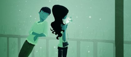 Cuenta el amor con lo que lo envuelves, no lo que das
