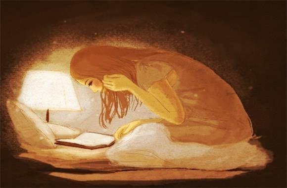 leer en la madrugada