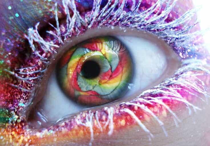 ¿La mirada induce estados alterados de conciencia?