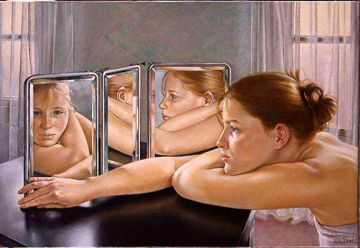 """La Ley del Espejo, la regla """"mágica"""" para solucionar nuestros problemas con los demás"""