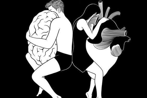 pareja que evita cultivar inseguridades