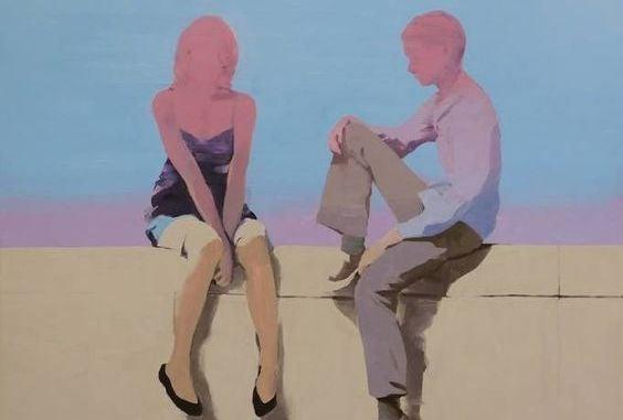 pareja-sentada