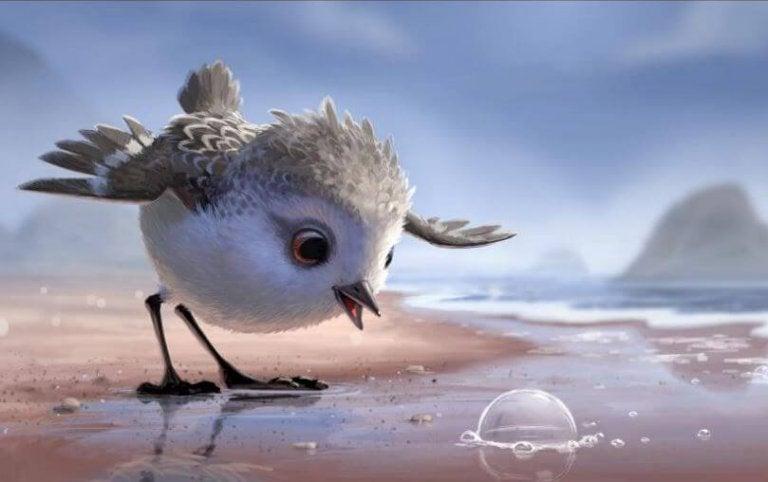Piper, uno de los cortos más bonitos y entrañables de Disney