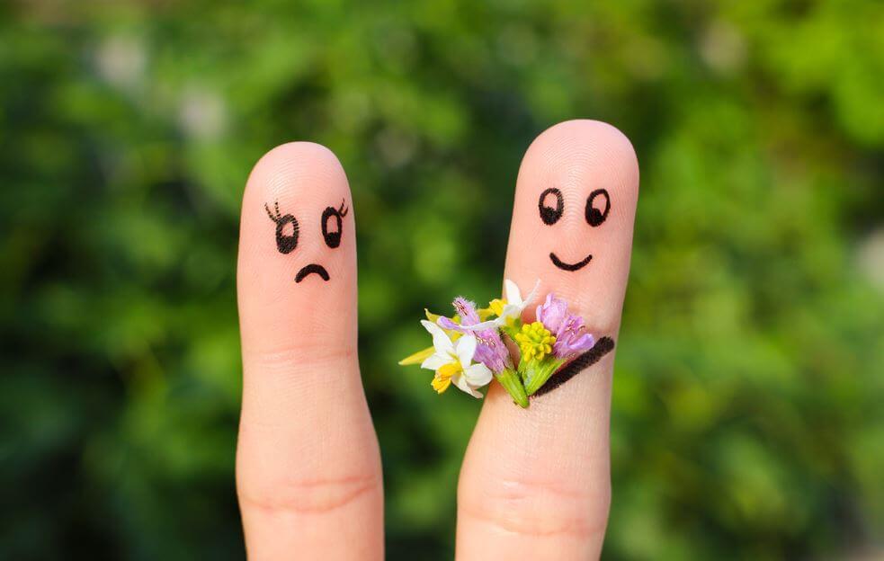 El resentimiento vive de rencor y muere por amor