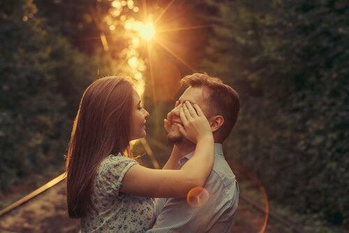 El amor ciego me impide ver el bosque