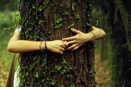 Abrazos silenciosos
