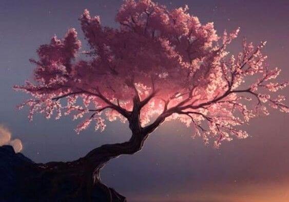 Los árboles sanadores, según el Tao