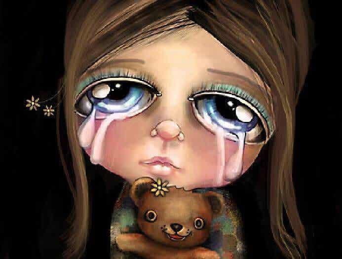 """""""No llores"""" NO es la respuesta adecuada ante el llanto de un niño"""