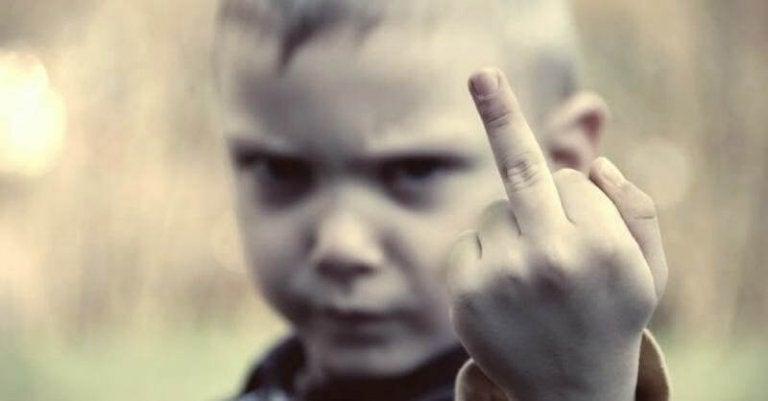 Cómo malcriar a un hijo