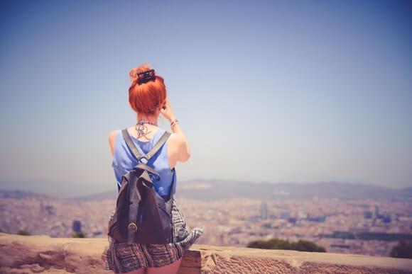 Viajar te hace más creativo y mejor persona