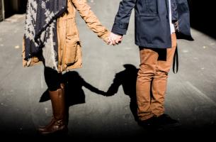 pareja en conflicto