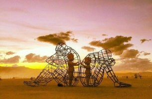 escultura-amor