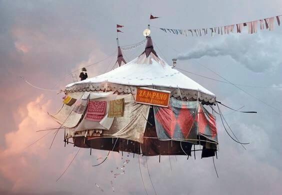 circo que quiere volar