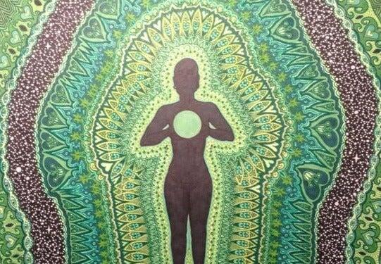 mujer espiritual