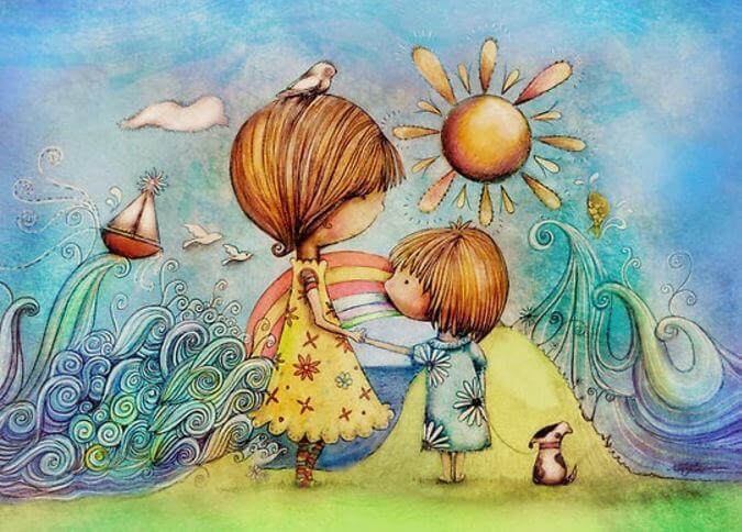 6 respuestas emocionalmente adecuadas que podemos darles a los niños