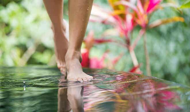 Aprende a meditar mientras caminas